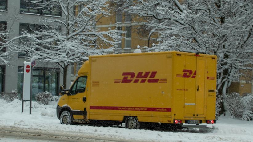 Paketdienst: Kurz vor Weihnachten nimmt die Zahl der bestellten Sendungen noch einmal zu.