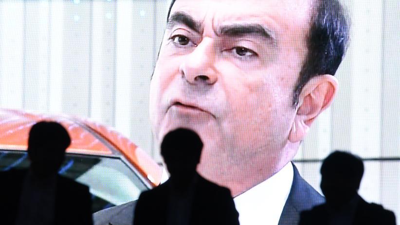 Carlos Ghosn: Japans Justizministerin kritisiert Flucht von Ex-Nissan-Chef