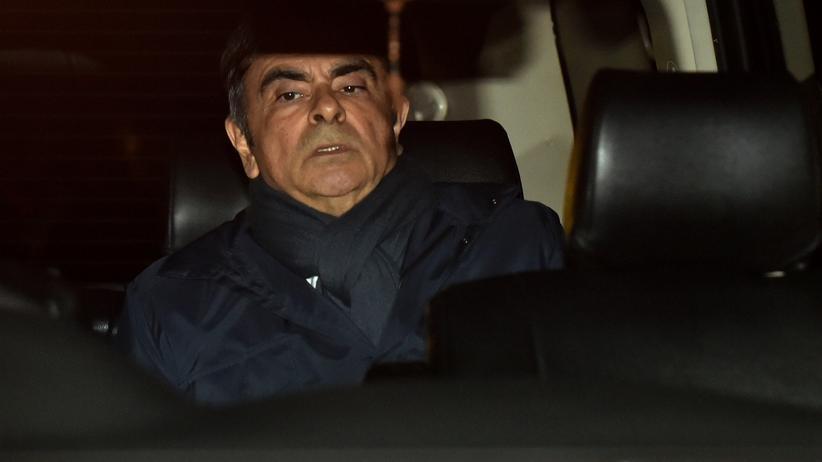 Türkei: Festnahmen nach Flucht von Manager Carlos Ghosn
