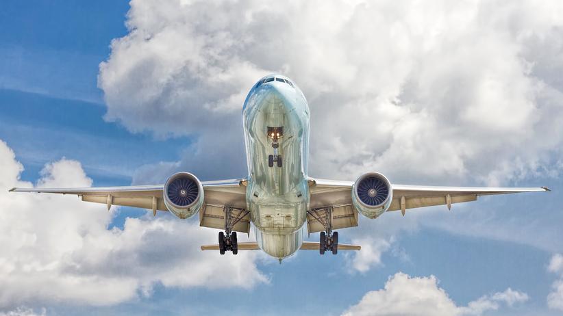 Fliegen: Sauber in der Luft