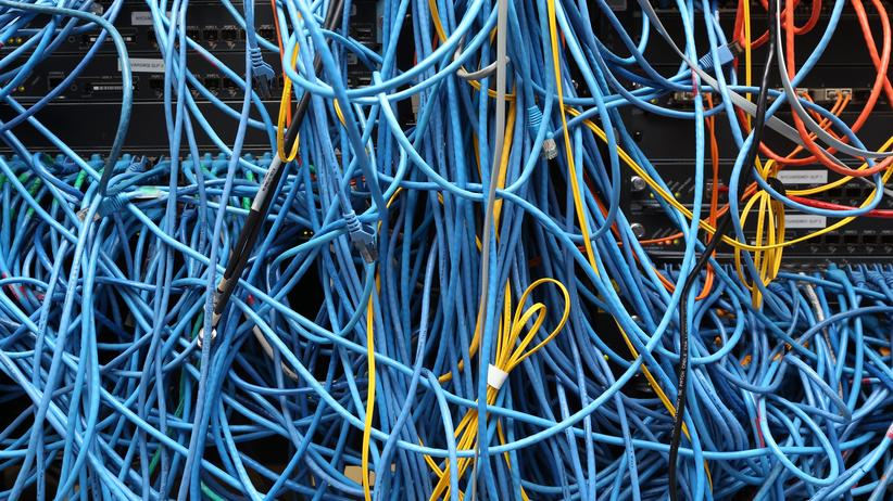 Vernetzung: Fragile Systeme