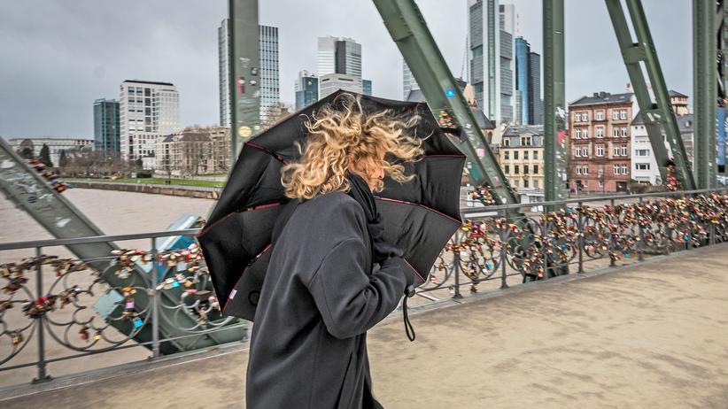 Bruttoinlandsprodukt: In der Frankfurter Innenstadt