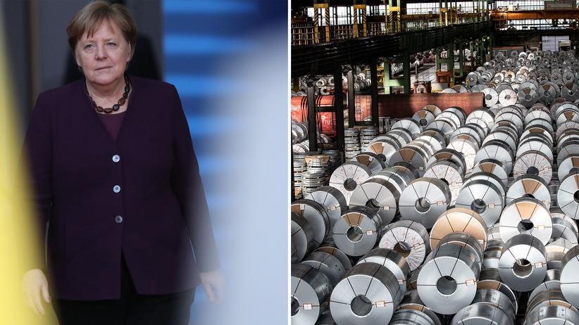 """Corona: """"Es wird vor allem auf Angela Merkel ankommen"""""""