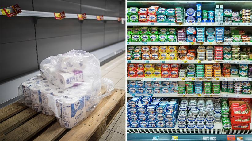 Einzelhandel: Noch ist alles da