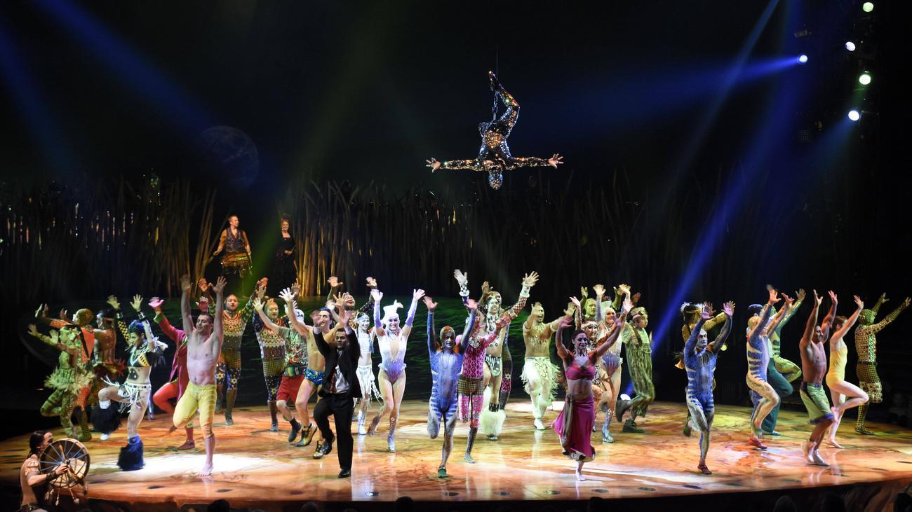 Diary of a Trendaholic : Cirque du Soleil Volta Review   Cirque Du Soleil