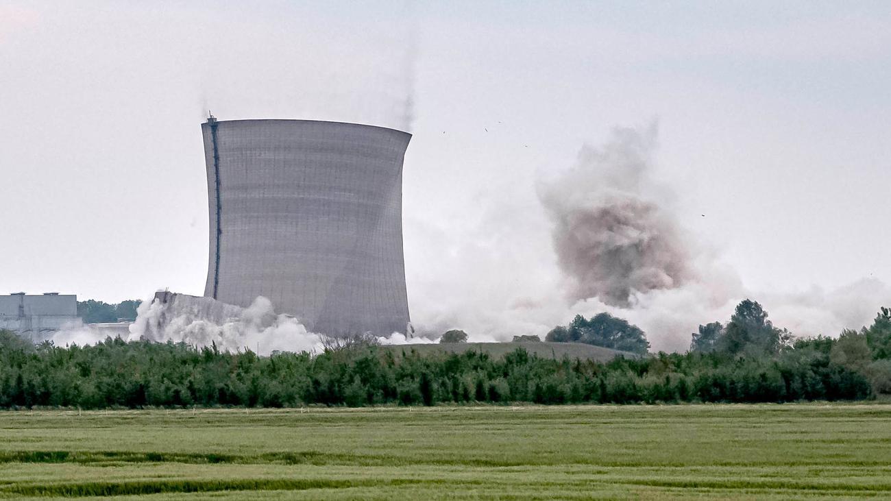 Stoppt den Atomausstieg!