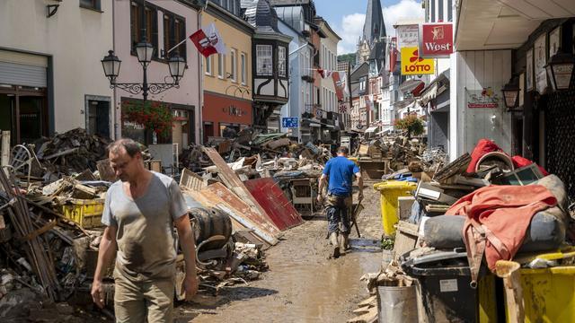Hochwasser: Von Flut getroffene Unternehmen sollen keine Insolvenz anmelden müssen