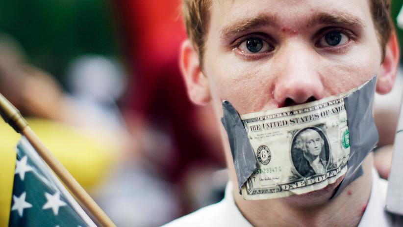 Zehn Jahre Occupy Wall Street: Ohne Occupy kein Bernie Sanders