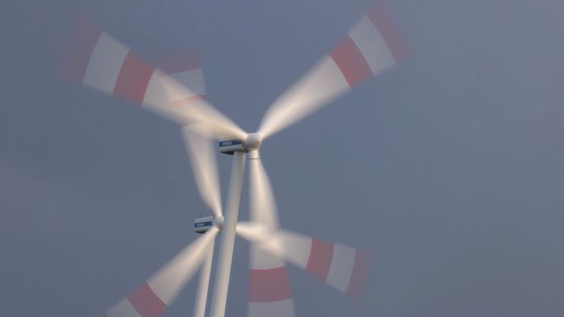 Energiepreis: Energiepreise steigen stark an.