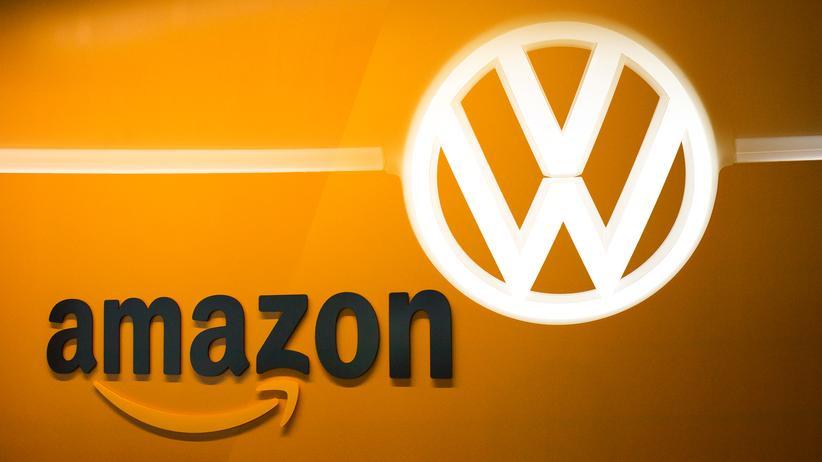 Automobilindustrie: Volkswagen kooperiert mit Amazon