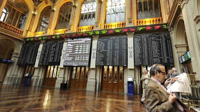 Aktienmärkte: Leichte Verluste an Europas Börsen