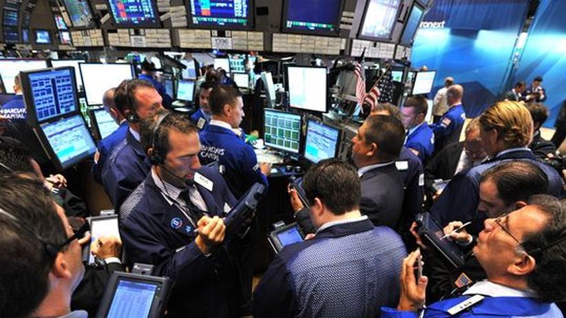 Finanzmarkt: Gerüchte um Frankreich verursachen heftigen Kursabfall