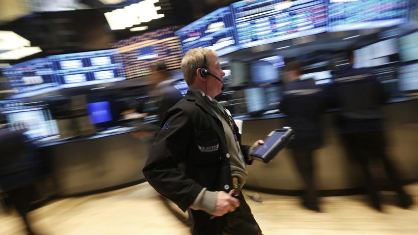 Aktien: Amerikas unheimlicher Börsenaufschwung