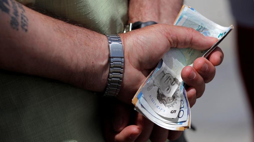 pfund, dollar