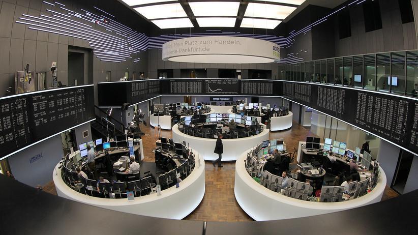 Deutsche Börse: Die Hemmschwelle überwinden