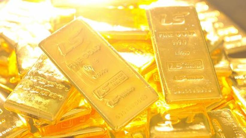 Finanzmarkt: IWF verkauft 400 Tonnen Gold