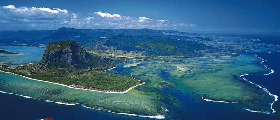 Blick auf Mauritius. Hier ist die Deutsche Bank Offshore Group auch aktiv