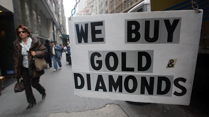 Rekordhoch am Goldmarkt: Misstrauensvotum gegen den Dollar