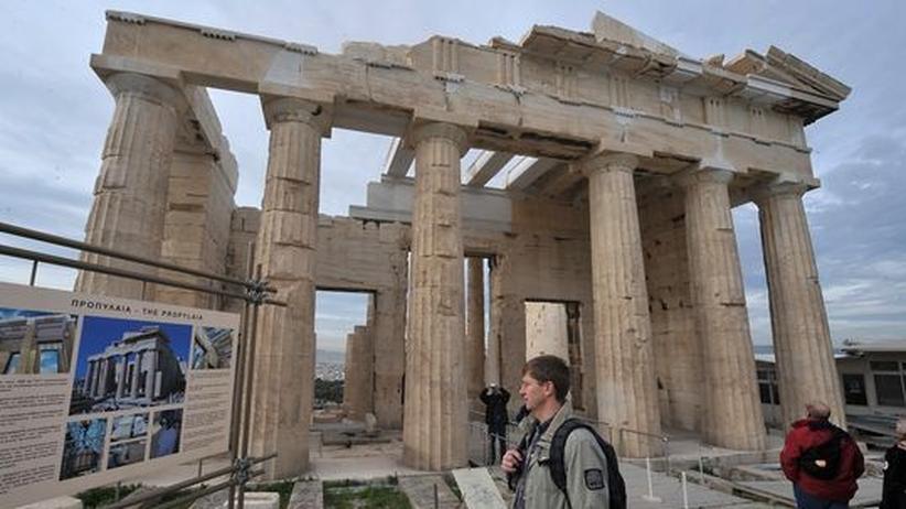 Griechenland-Krise: Der Fonds kann Retter oder Insolvenzverwalter sein