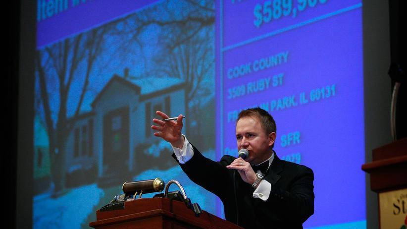 US-Immobilien: Ein Insider als Rächer