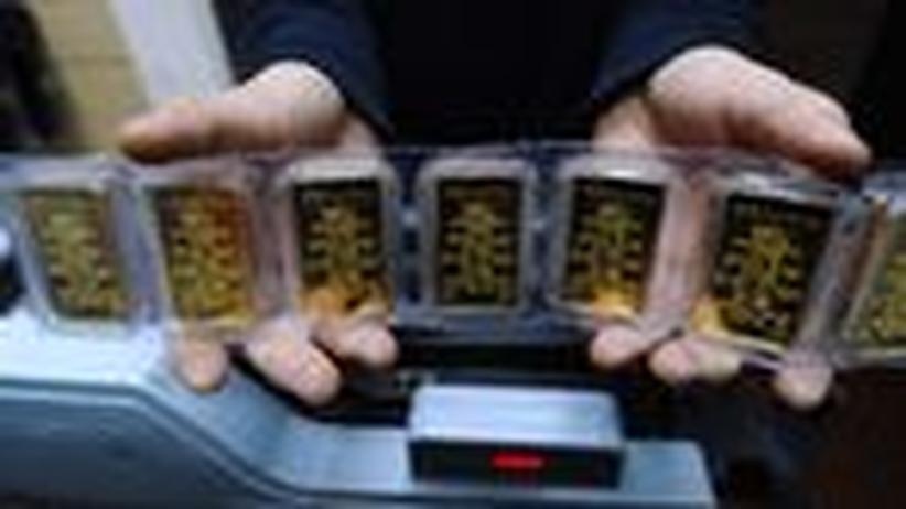 Kapitalanlage: Ist das Gold wert?