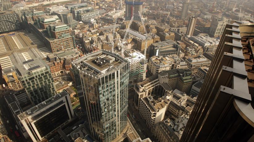 Geldwäsche: Warum Diktatoren ihr Vermögen nach London schaffen