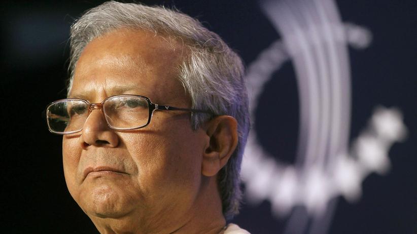 Nobelpreisträger Muhammad Yunus: Mikrokredit mit Makroärger