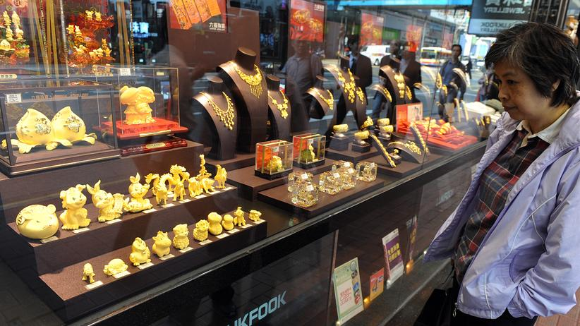 Geldanlage: Gold ist begehrt wie nie
