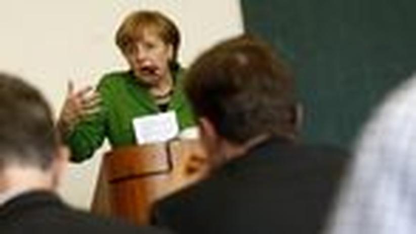 """Schuldenkrise: """"Deutschland ist nicht immun"""""""