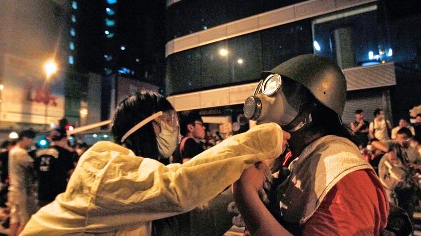 Hongkong: Occupy Central bringt Börse unter Druck