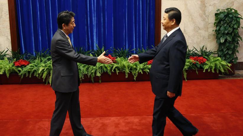 Apec-Gipfel: China und Japan brauchen einander