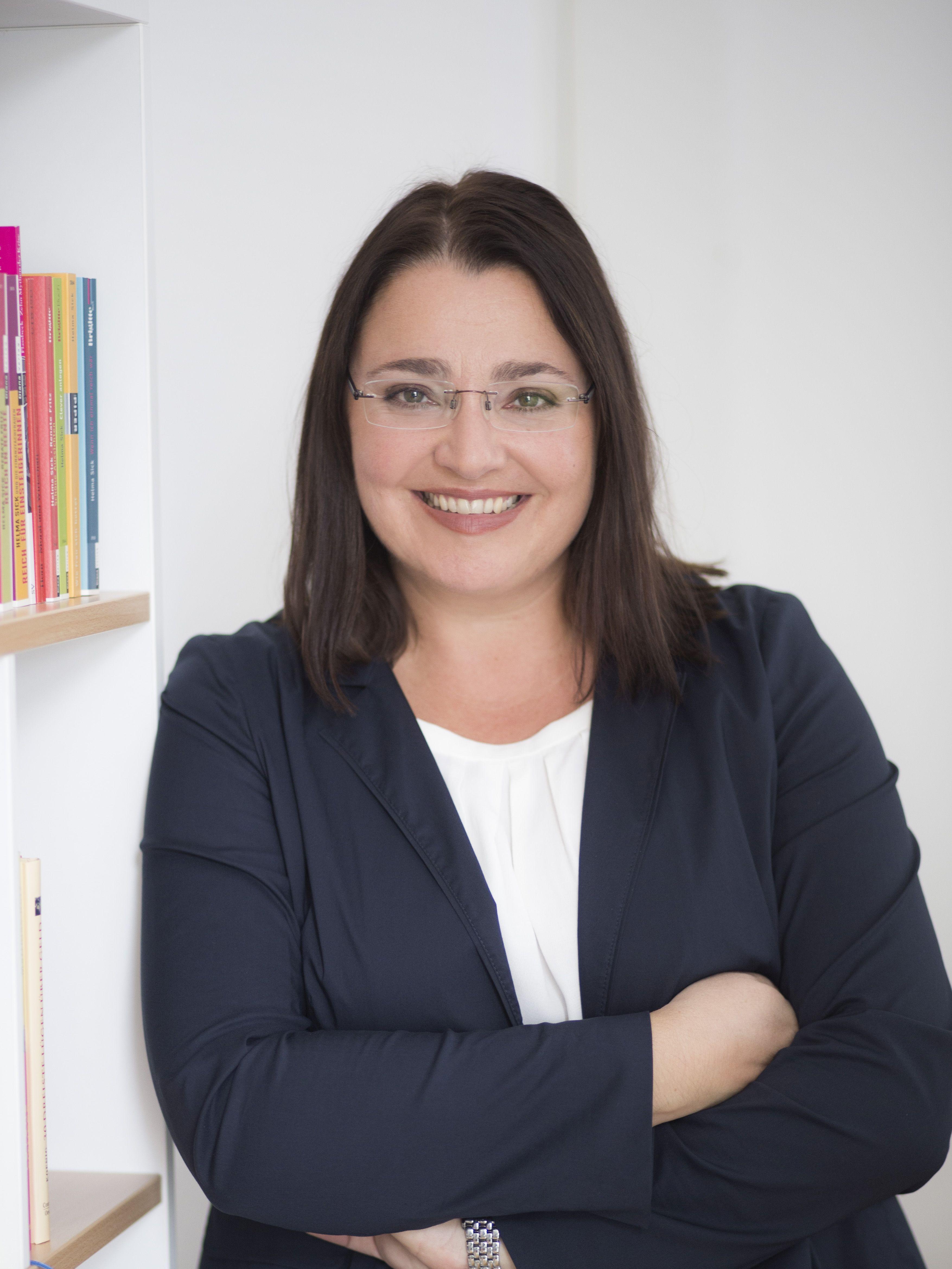 Renate Fritz: Die Wachstumsorientierte