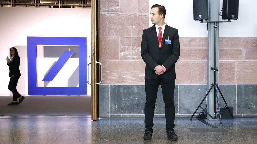 Deutsche Bank Filiale Schließung