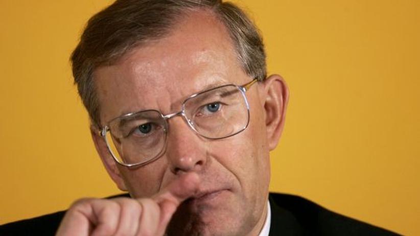 Magna-Deal: Manfred Wennemer hat die größten Prüfungen seines Lebens bereits hinter sich. Als Beirat der Opel-Treuhand ließ er sich nicht verbiegen