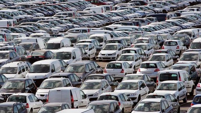 Nach der Abwrackprämie: Autohändler beklagen Absatzeinbruch