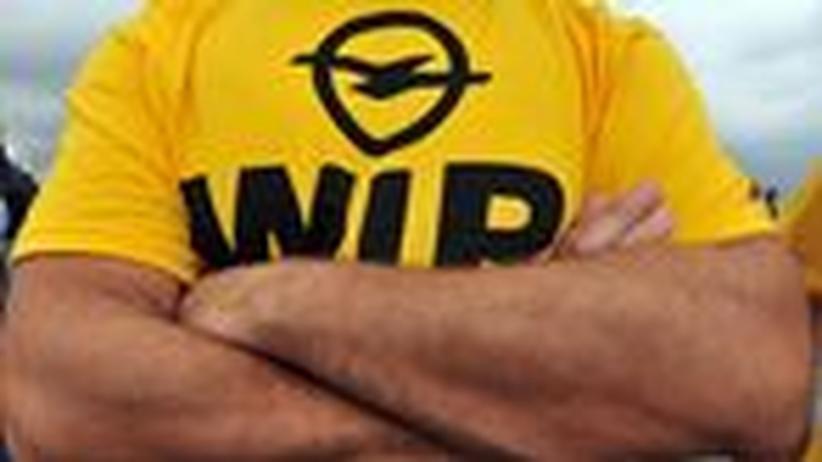 Übernahmeverhandlungen: Jeder Opelaner gegen jeden