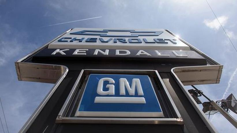 """GM: Der amerikanische Autokonzern General Motors fühlt sich erstarkt. Doch er steht noch immer vor """"riesigen Problemen"""", sagt Daniel T. Jones"""