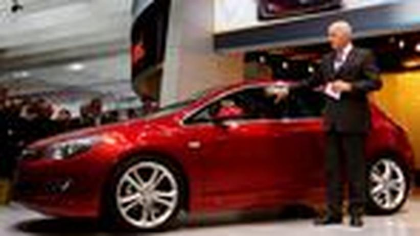 Autoindustrie: Für GM ist Opel ein Juwel