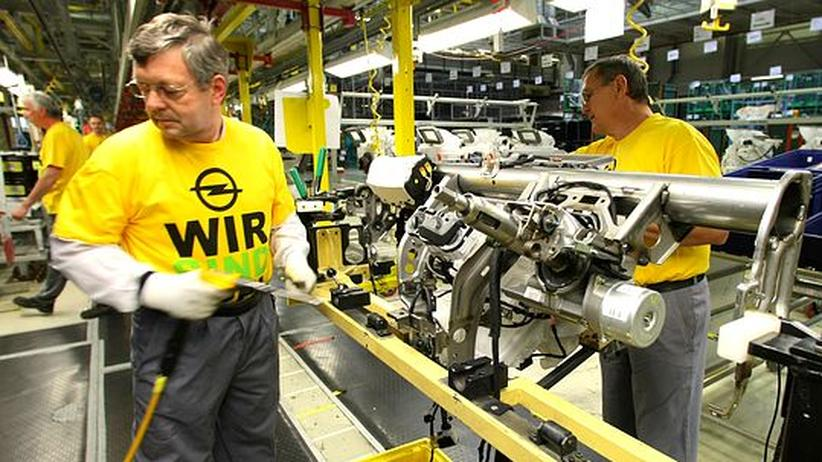 Staatshilfen für Opel: Merkel lobt General Motors