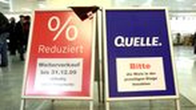 Quelle-Verkauf: Otto kauft die Marke Quelle