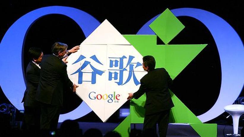 Rückzug aus China: Die Google-Republik