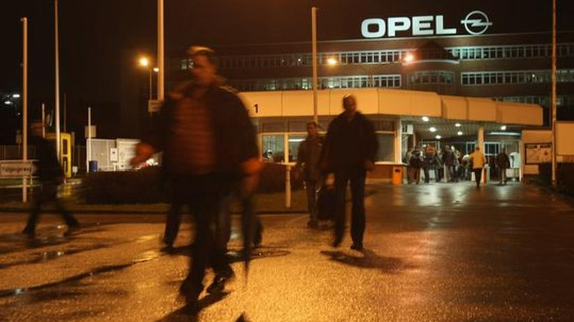 Sanierungspläne: Opel stellt auf Kurzarbeit um
