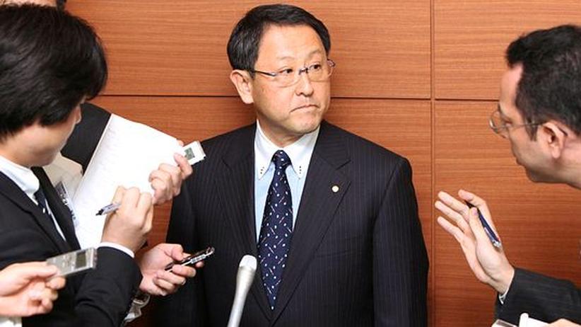 Toyota-Chef Akio Toyoda stellt sich Kongress-Anhörung