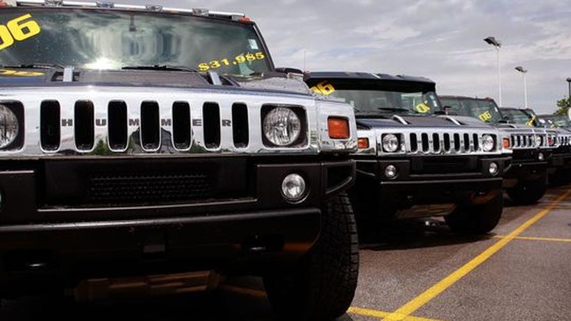 Gescheiterte Übernahme: GM macht Schluss mit dem Hummer