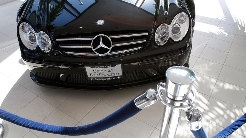 Autoindustrie: USA verklagen Daimler wegen Korruption