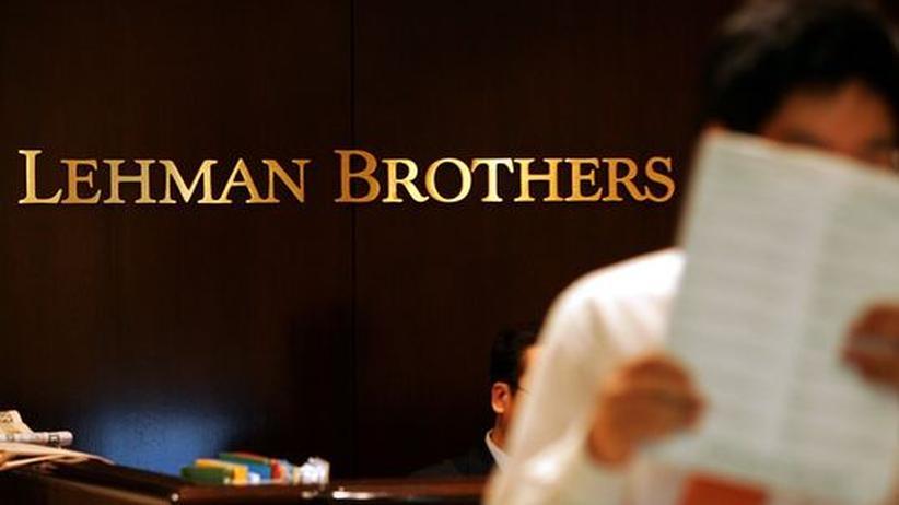 Finanzkrise: Lehman Brothers hatte schon vor dem Zusammenbruch Probleme