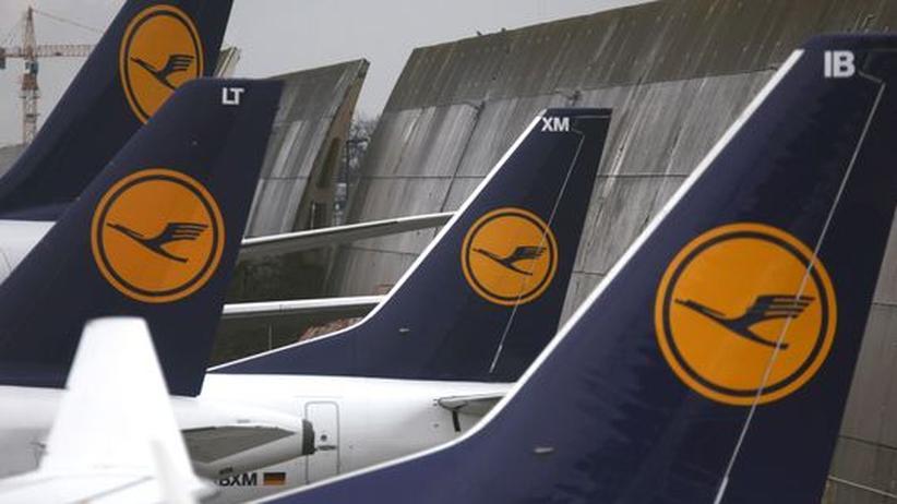 Lufthansa: Lufthansa-Piloten kündigen Streik an