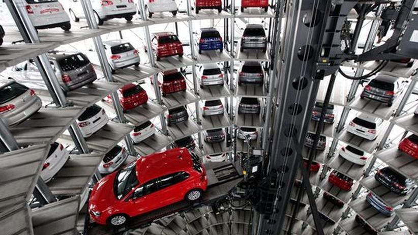 Kapitalerhöhung: Volkswagen besorgt sich Geld für Porsche