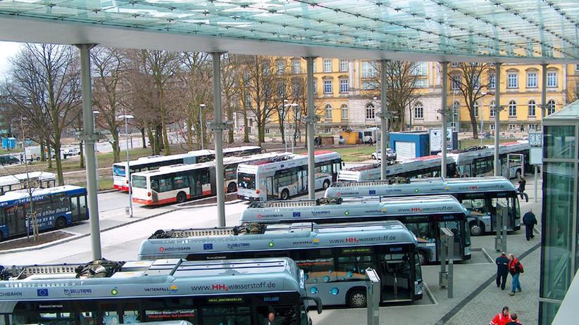 Busverkehr: Linienbusse unter Strom