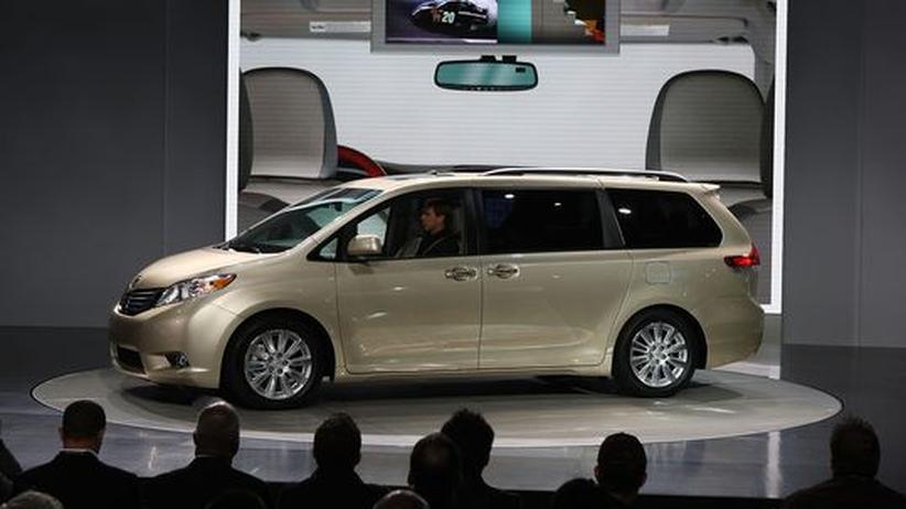 Pannenserie: Toyota ruft 870.000 Autos zurück